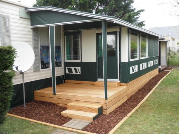 Terrasse Bois Mobil Home u2013 Wraste com # Terrasse En Bois Pour Mobil Home